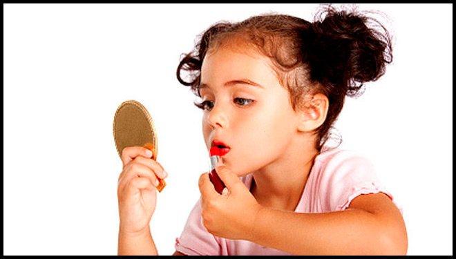 Как правильно нанести губную помаду