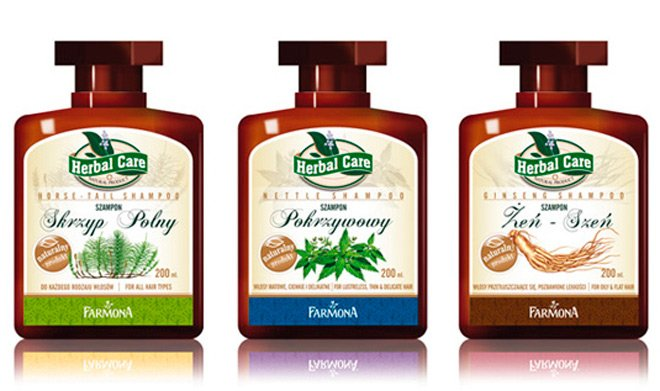 шампунь Farmona Herbal Care