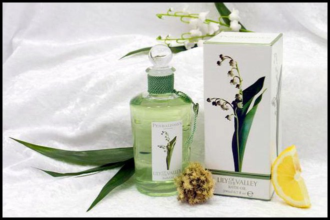Penhaligons Lily of the Valley аромат ландыша