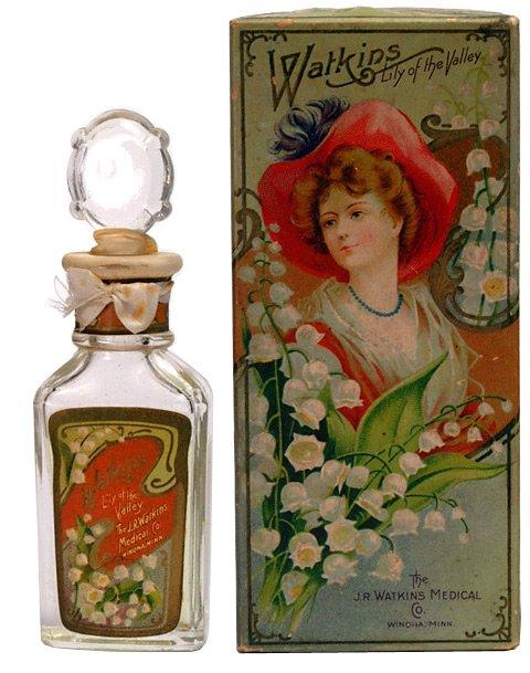 Ландыш в парфюмерии и аромат ландыша