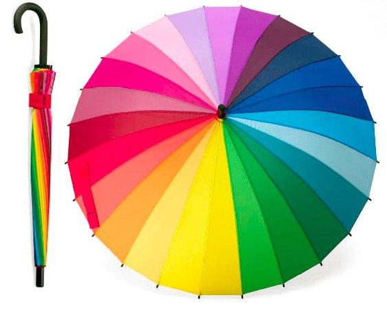 Зонтики для кукол и женские зонтики от солнца и дождя