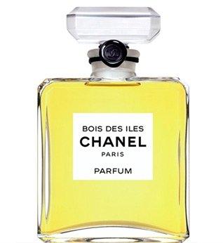 Chanel Bois des iles Парфюмерия с ароматом сирени