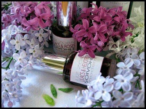Soivohle Lilacs & Rose Парфюмерия с ароматом сирени