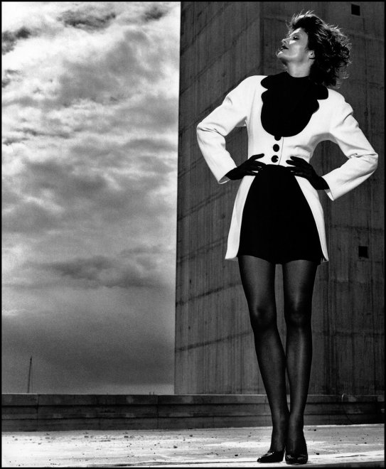 фотограф Хельмут Ньютон
