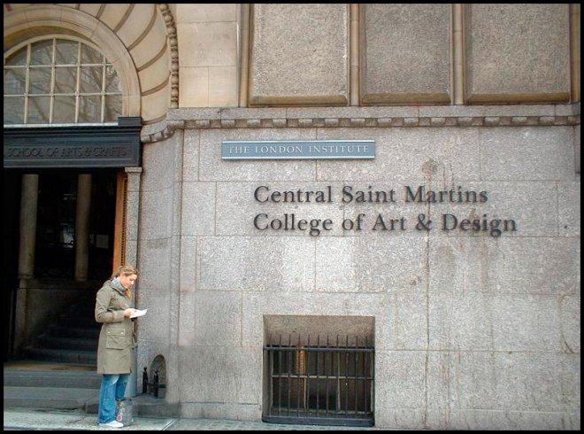 Колледж искусств и дизайна имени Святого Мартина