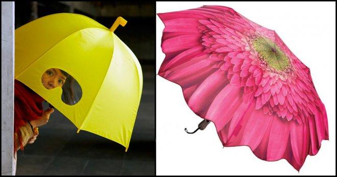 волшебные зонтики