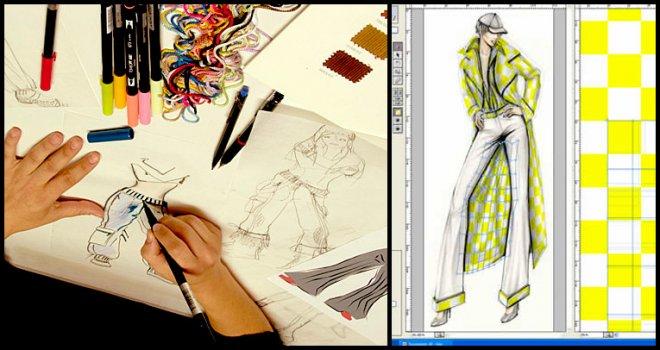 Профессия дизайнер модельер одежды
