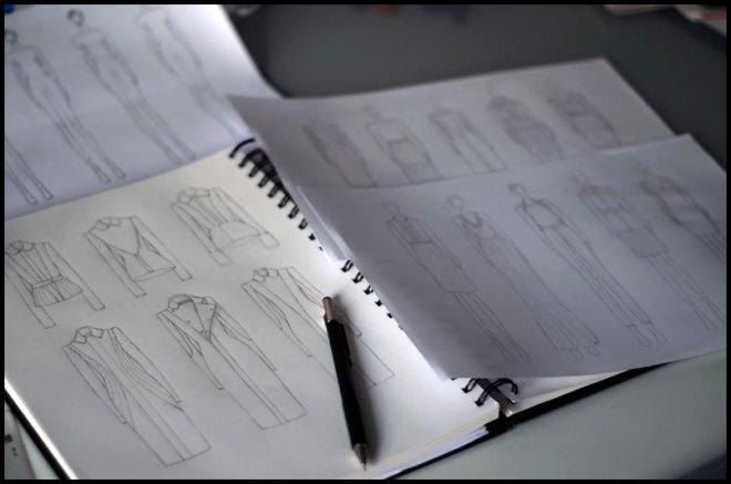 Учеба на дизайнера одежды в России