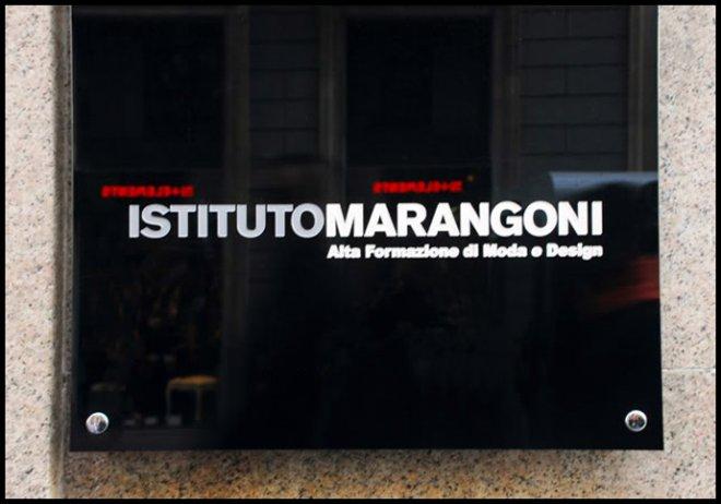 Марангони istituto marangoni