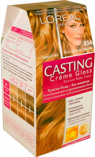 Краска для волос без аммиака Loreal Casting