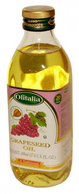 Масло виноградных косточек для кожи лица и волос