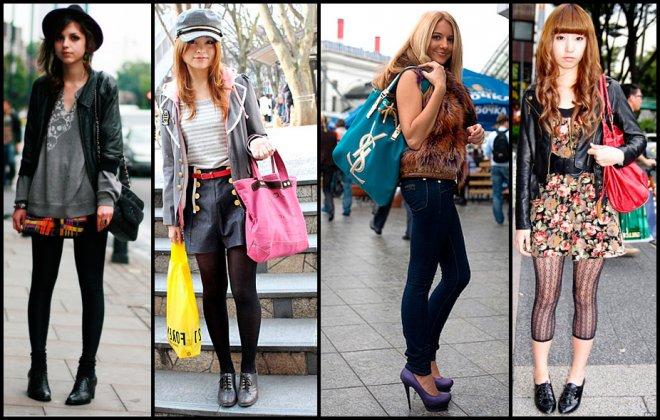 Стиль Street Fashion стиль городских улиц