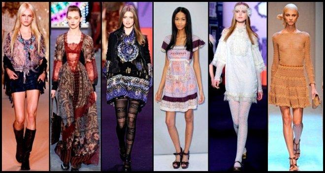 Этно-стиль одежды