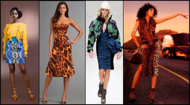 Экзотический стиль в одежде