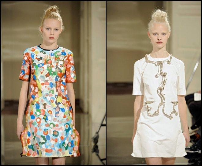 Одежда из коллекции Тани Линг