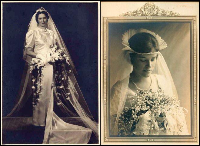 Свадьба и винтажные свадебные платья фото