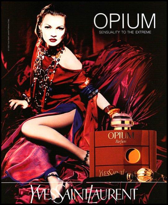Духи Опиум Yves Saint Laurent Opium