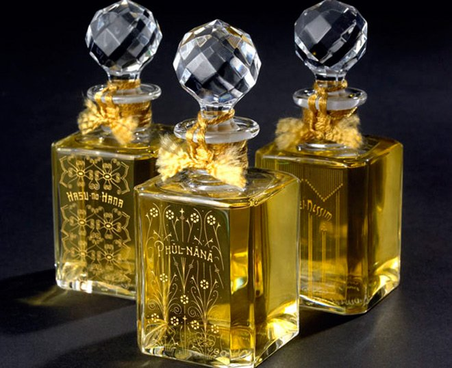 Классификация ароматов по цене и качеству