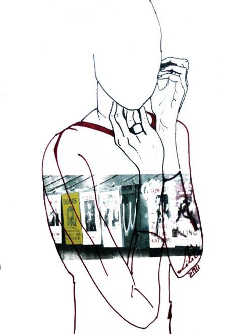 Фешн-иллюстрации Лилит Саркисян Lilit Sarkisian