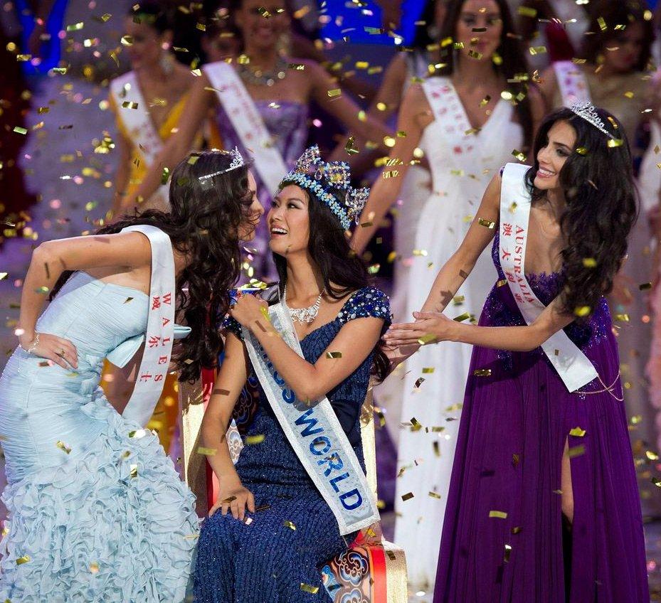 общие конкурс красоты поздравления победительницам уселись