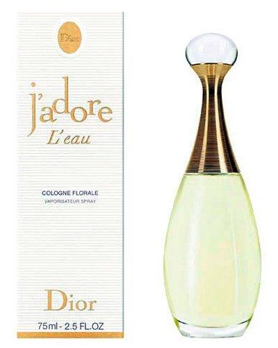 магнолия в парфюмерии Christian Dior J'adore L'eau cologne florale