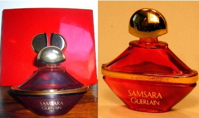 духи Герлен аромат Samsara