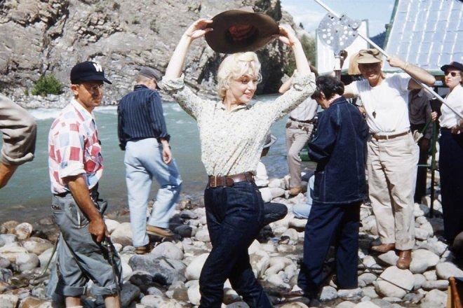 Жизнь Мэрилин Монро в фотографиях