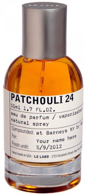 аромат с маслом пачули RPatchouli 24, Le Labo