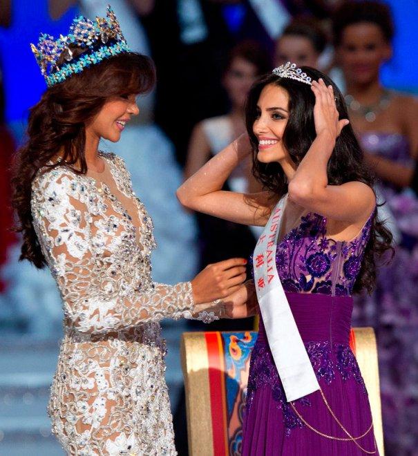 конкурс Мисс мира 2012
