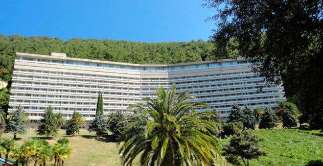 санаторий Солнечный Абхазия