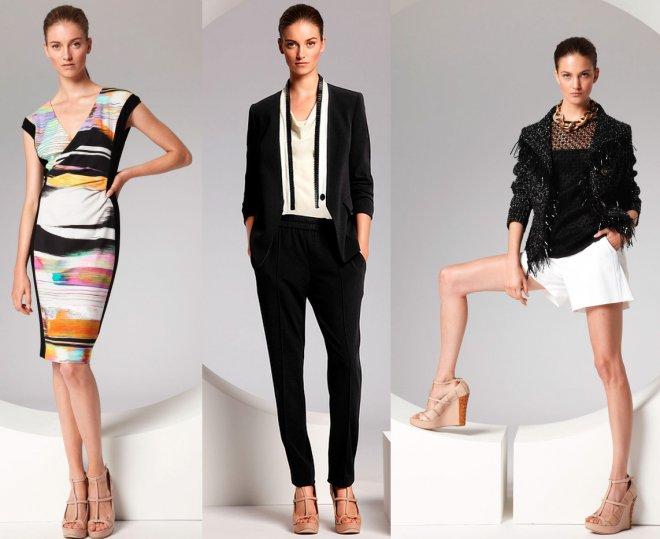 Escada неделя моды весна-лето 2013