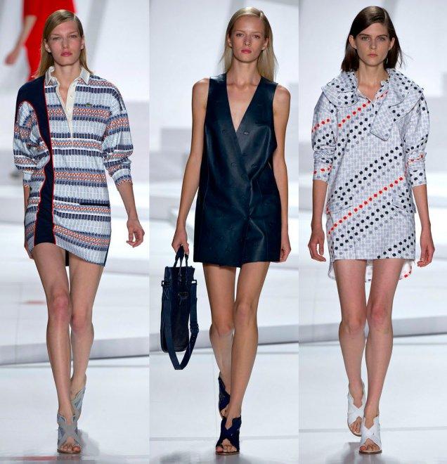 Женская одежда Lacoste фото