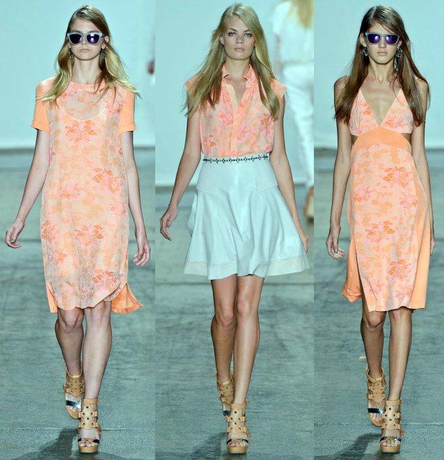 Rebecca Taylor, коллекция весна-лето 2013