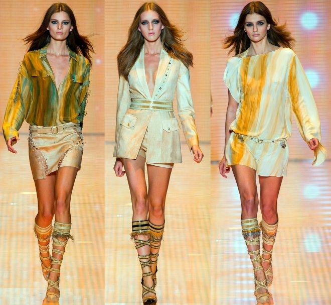Versace весна-лето 2013
