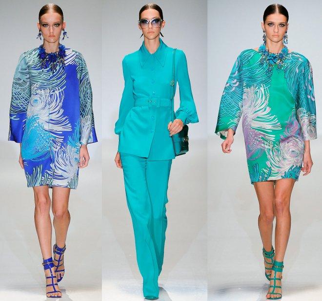 Gucci весна-лето 2013