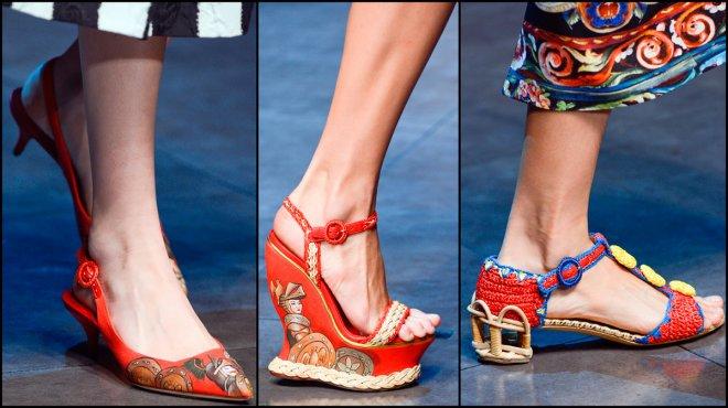 Dolce Gabbana 2013