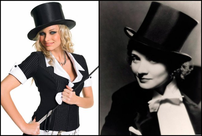 Любимая шляпа Марлен Дитрих