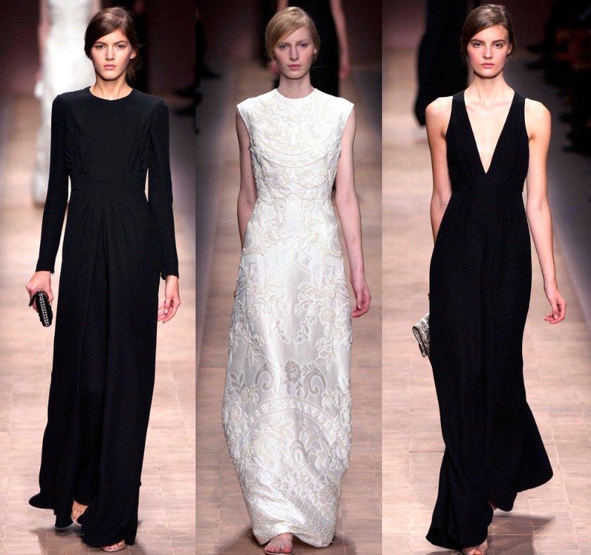 Коллекция платье 2013