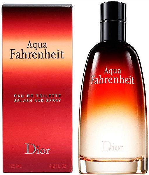 Аромат Aqua Fahrenheit Dior