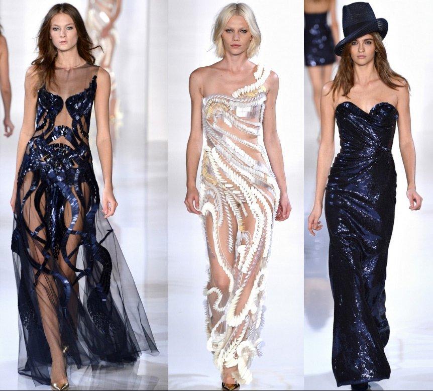 Женская одежда платья от валентина юдашкина фото