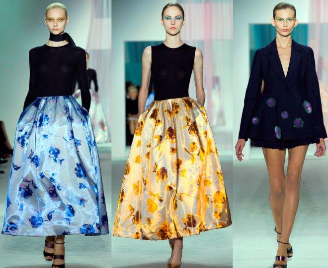 Коллекция Christian Dior весна-лето 2013, дизайнер Раф Симонс