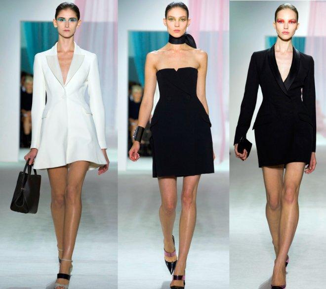 Christian Dior коллекция весна-лето 2013