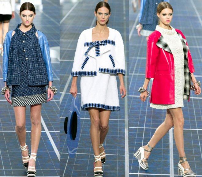 Коллекция Chanel весна-лето 2013