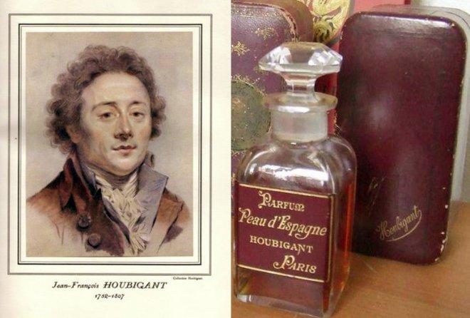 парфюмер Жан Франсуа Убиган Houbigant
