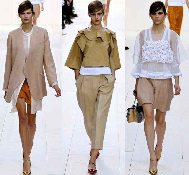 мода весна-лето 2013
