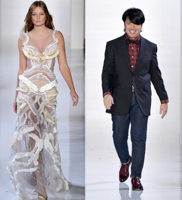 Валентин Юдашкин, платья, фото коллекции