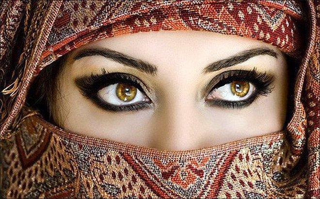 Красивые глаза и правильный образ жизни