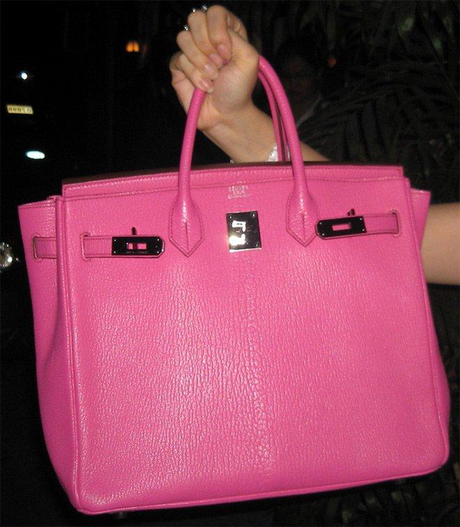 Моя любимая сумка Биркин от Гермес