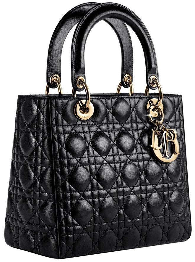 моя любимая сумка Lady Dior