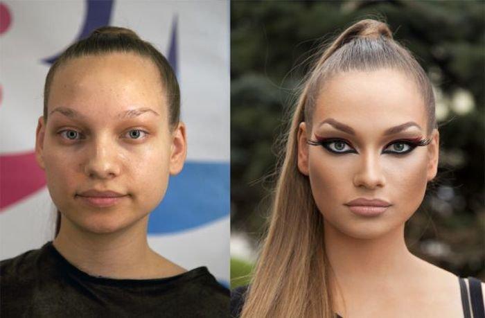 Прически и профессиональный макияж, фото